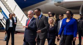 """Israël-Afrique:  pourquoi Netanyahu s'appuie-t-il sur son """"ami Paul"""""""
