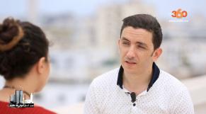 """Toit et moi"" Oussama Benjelloun"