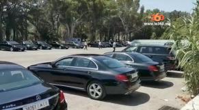 Cover Video -Le360.ma •اخر الترتيبات لاستقبال ملك السعودية بطنجة