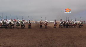 Cover Vidéo - مدينة الرباط تحتفل بحرارة بالذكرى الثامنة عشر لعيد العرش