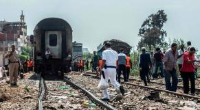 Accident de train Egypte 2