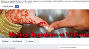 Cover mariage