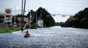 Houston inondée 2
