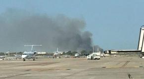 Incendie-aéroport-Barcelone2