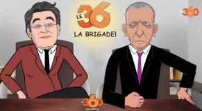 Cover Video -Le360.ma •حصاد وزير التعليم وبنعتيق وزير الجالية في قبضة لابريكاد 36 .