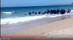 Migrants clandestins-Espagne