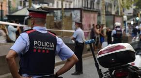 Police Catalogne