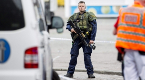 Policier Finlande