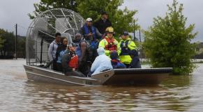 Sauveteurs Houston