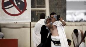Selfie à la Mecque