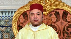 roi mohammed VI condoléances