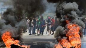 Venezuela manifestation anti-gouvernementale