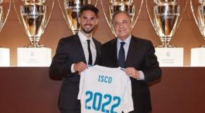 Isco et Perez