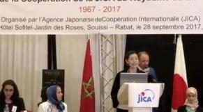 JICA-Japonaise s'exprimant en dialecte-2