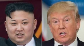 Kim Jong-Un - Trump