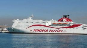 ligne maritime tunisie