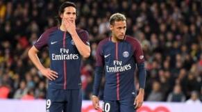 Neymar et Cavani