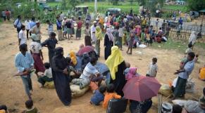 Rohingyas-Birmanie