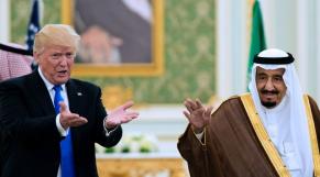 Trump-Roi Salmane