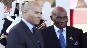 Sénégal: l'ex-président Wade attrait devant le conseil de discipline de l'ordre des avocats (Abdoulaye Wade et Karim Wade)