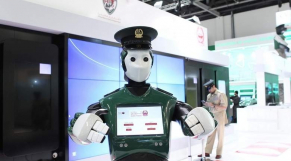 robot dubai