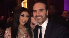 Dounia Batma et Wael Jassar