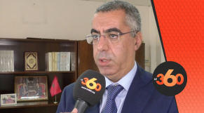 Cover Video -Le360.ma •Les Marocains d'Almeria salue l'arrivée d'un nouveau consul