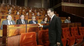 Saâd Eddine El Othmani Parlement Gouverement
