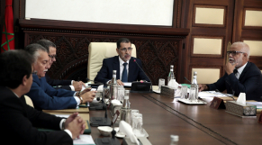 El Othmani Conseil de gouvernement