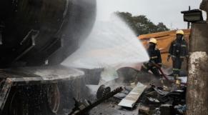 Ghana: plusieurs personnes tuées dans des incendies de stations services