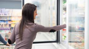 Consommation supermarché pouvoir d'achat