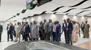 Sénégal. Nouvel aéroport de Diass: zones de turbulence à J-50