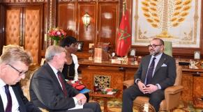 Köhler et Mohammed VI