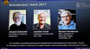 nobel de chimie 2017