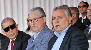 El Houssaine Louardi et Nabil Benabdellah.