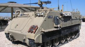 Chars M133 Armement