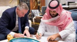 Prince héritier saoudien Salmane