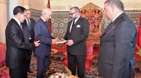 Mohammed Vi Al Hoceima Driss Jettou