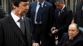 Bouteflika et son frère