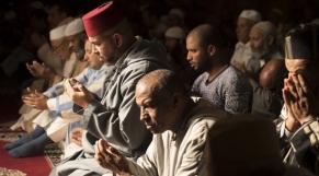Prière Religion Mosquée Islam