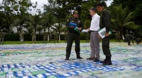 12 tonnes de cocaïne, Colombie