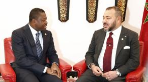 Faure Gnassingbé Eyadema mohammed VI