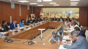 FRMF, réunion du Comité directeur