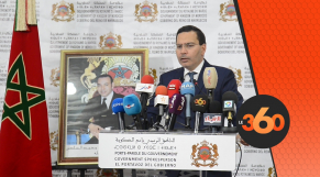cover vidéo:Le360.ma •مصطفى الخلفي: رئيس الحكومة متمسك حاليا باستشارات مع الأغلبية الحكومية