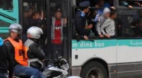 Harcèlement bus