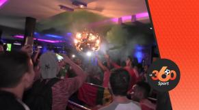 Vidéo. Victoire des Lions de l'Atlas: à Dakar, les Marocains fous de joie