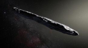 L'astéroïde Oumuamua