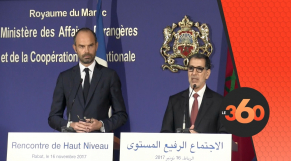 Cover Vidéo - La France soutient l'intégrité territoriale du Maroc