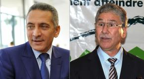 Moulay Hafid Elalamy et Houcine El Ouardi