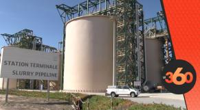 Cover complexe OCP jorf lasfar ( pipeline )